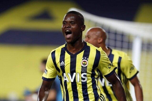 Samatta'nın yeni hedefi Trabzonspor