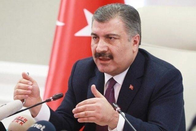 Sağlık Bakanı Fahrettin Koca, ülkemizdeki son vaka sayılarını açıkladı