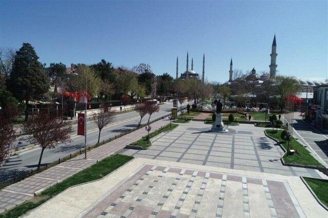 Türkiye'den manzaralar, çağrılara uyuluyor